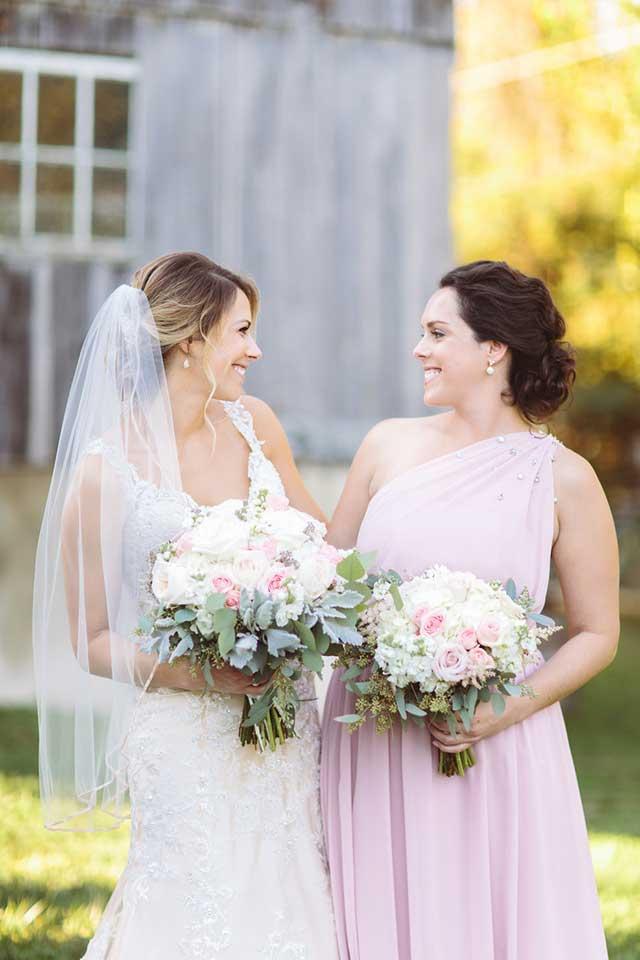 Michael and Jessica Baldwin — Rick\'s Flowers